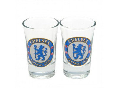 Chelsea shot glas - 2 Pack Shot Glass Set