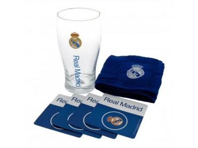 Real Madrid glas - Mini Bar Set