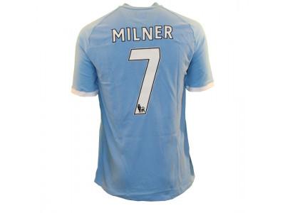 Manchester City hjemme trøje 2010/11 - Milner 7
