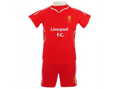 Liverpool sæt - LFC Shirt & Short Set 6/9 Months SW