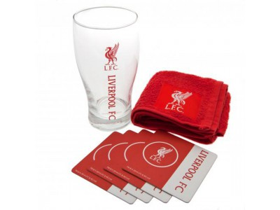 Liverpool FC bar sæt - Mini Bar Set