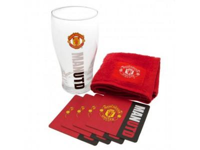 Manchester United mini bar sæt