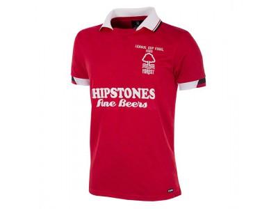Nottingham Forest 1988 retro trøje