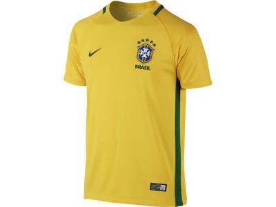 Brasilien hjemme trøje 2016 - børn