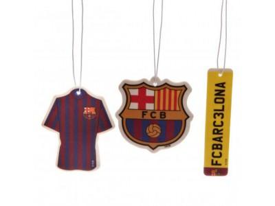 FC Barcelona luftfrisker - 3pk Air Freshener