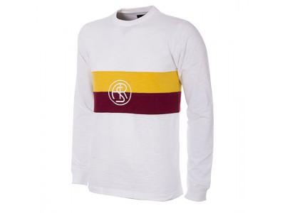 AS Roma 1944 - 45 retro fodboldtrøje Lange Ærmer