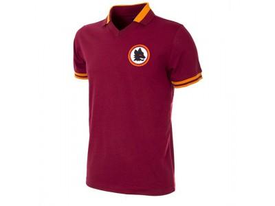 AS Roma 1978 - 79 retro fodboldtrøje hjemme
