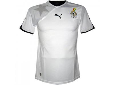 Ghana hjemmetrøje - VM 2010
