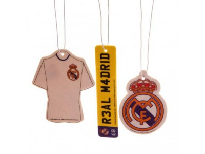 Real Madrid luftfrisker - 3pk Air Freshener