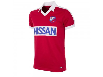 FC Utrecht 1987 - 88 Retro Football Shirt