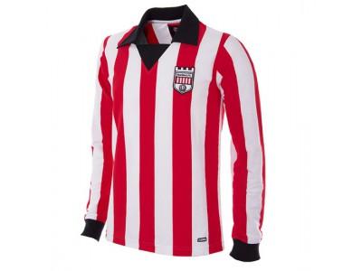 Brentford FC 1974-75 retro fodboldtrøje Lange Ærmer