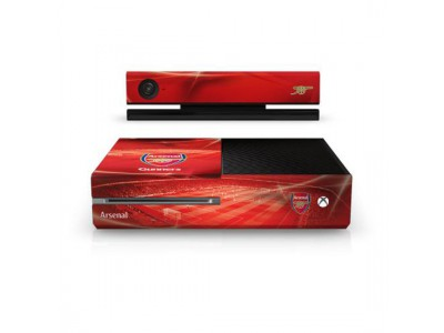 Arsenal - Xbox One Console Skin