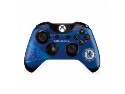 Chelsea skin - Xbox One Controller Skin