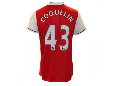 Arsenal hjemme trøje - Coquelin 43 - fejl