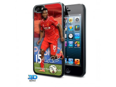 Liverpool FC cover - iPhone 5 / 5S / 5SE Hard Case 3D - Sturridge