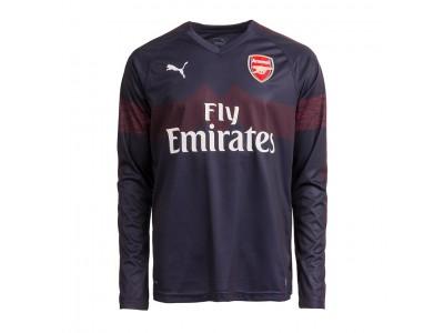 Arsenal ude trøje L/Æ 2018/19 - børn