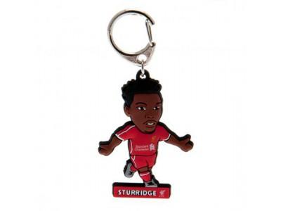 Liverpool FC PVC nøglering - Sturridge