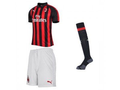 AC Milan hjemme sæt 2018/19 - voksen