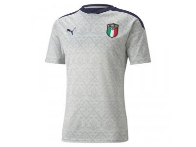 Italien målmandstrøje 2020 - grå - fra Puma