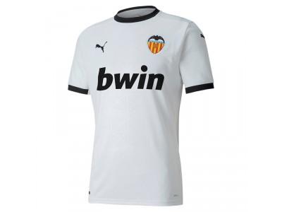 Valencia hjemme trøje 2020/21 - fra Puma