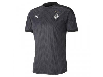 Gladbach BMG stadion trøje 2020/21 - Sort - fra Puma