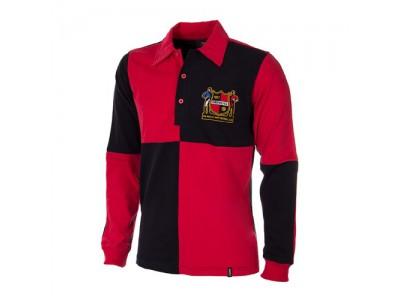Sheffield FC 1950's L/Æ retro trøje