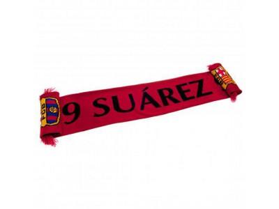 FC Barcelona halstørklæde - Scarf Suarez