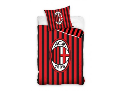AC Milan sengetøj - logo
