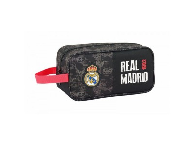 Real Madrid toilettaske - sort RMCF
