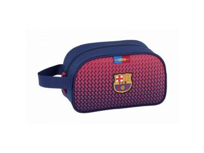 FC Barcelona toilettaske - medium - navy