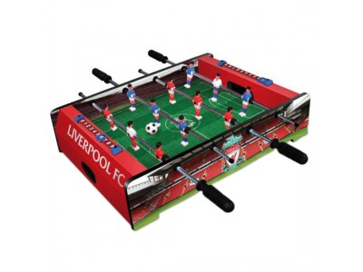 Liverpool bordfodbold - 20 inch Football Table Game