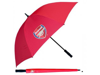 Arsenal paraply - Golf Umbrella Single Canopy