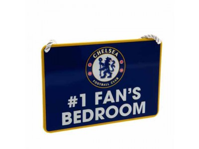 Chelsea skilt - Bedroom Sign No1 Fan