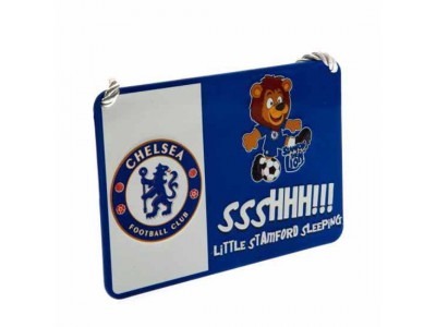 Chelsea skilt - Bedroom Sign Mascot