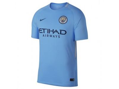 Manchester City hjemme trøje 2017/18 - børn