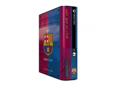 FC Barcelona - Xbox 360 E GO Console Skin