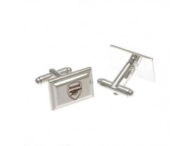 Arsenal manchetknapper - Silver Plated Cufflinks