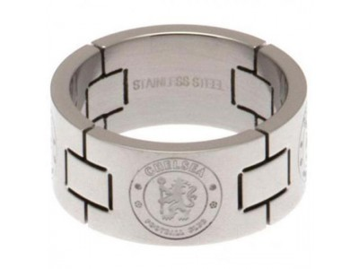 Chelsea FC Link Ring Small