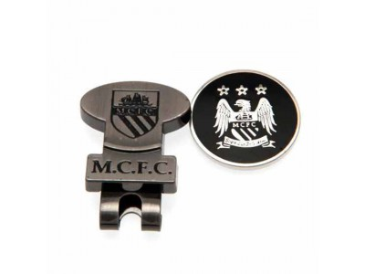Manchester City - Hat Clip & Marker