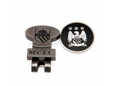 Manchester City - Hat Clip & Marker