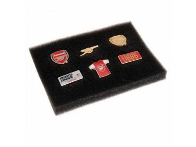 Arsenal badge sæt - AFC 6 Piece Badge Set