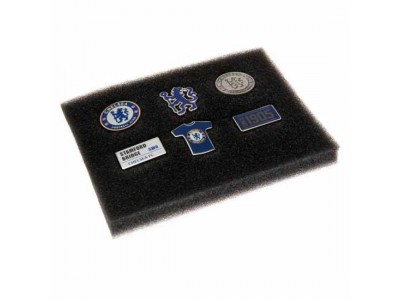 Chelsea - 6 Piece Badge Set