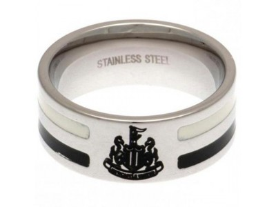 Newcastle United ring - NUFC Colour Stripe Ring - Large