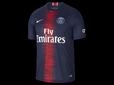 Paris SG hjemme trøje 2018/19 - PSG