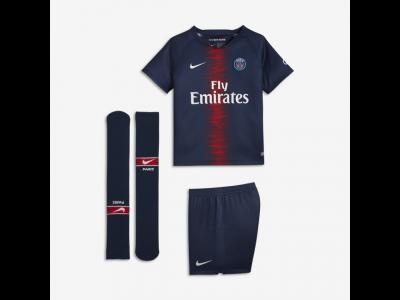 Paris SG hjemme minisæt 2018/19 små drenge PSG