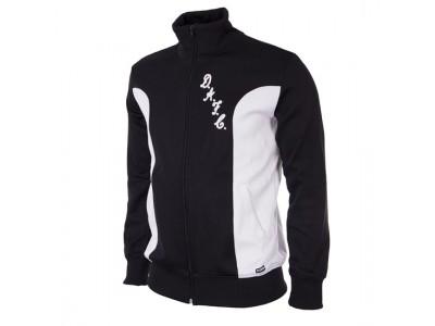 Dunfermline Athletic 1985-86 retro fodbold jakke