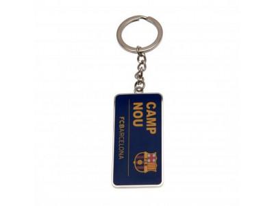 FC Barcelona nøglering - Keyring SS