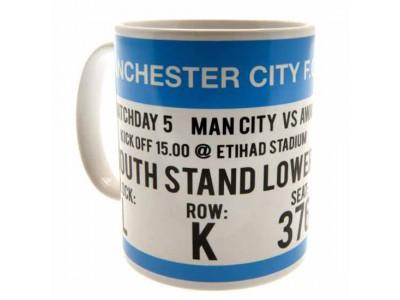 Manchester City krus - Mug MD