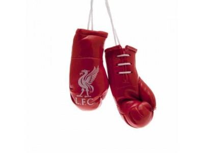 Liverpool mini boksehandsker - LFC Mini Boxing Gloves
