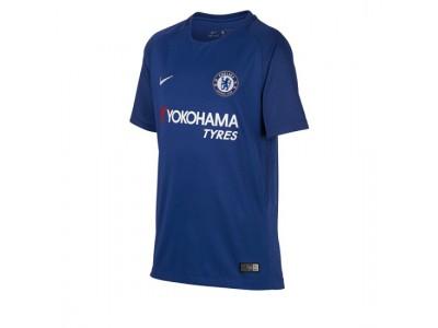 Chelsea hjemme trøje 2017/18 - børn